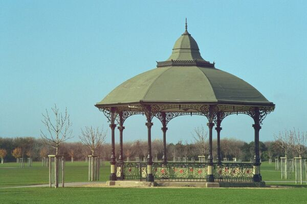Bandstand, Victoria Park, Southport