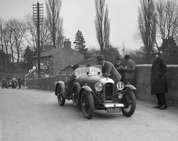Amilcar Standard Sports at the Ilkley & District Motor ...