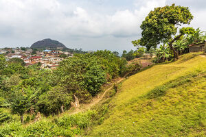 new/20191004 awl 5/africa ghana volta region view amedzofe mount