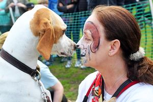 adm bark off/dogs matter great hampstead bark off 2014 london