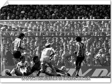 photographic print of fa cup semi final coventry city v. Black Bedroom Furniture Sets. Home Design Ideas