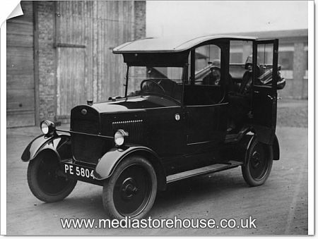 Jixi. March 1926: A two seater taxi nicknamed a Jixi after ...